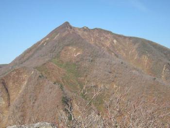 焼石岳から見た天竺山には登山道はあるのか?